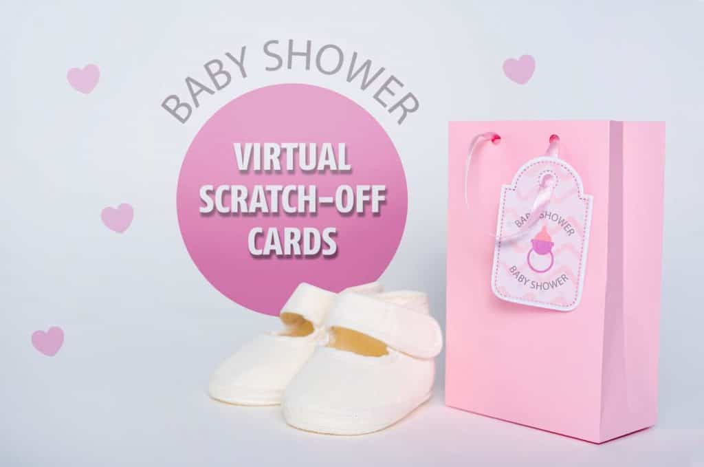 Best Baby Shower Virtual Scratch-Off Cards Generator