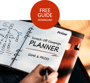 Free Planner Scratch Off Gamification