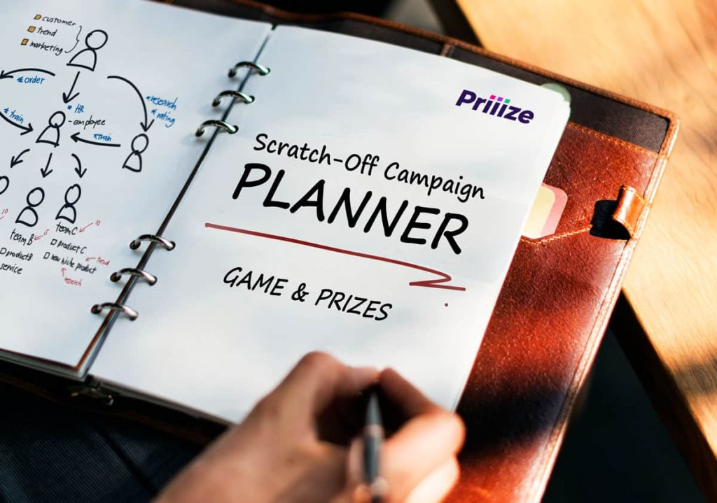 Free Scratch-Off Campaign Planner - Use this document as a guide for planning your Priiize scratch-off game with your team.