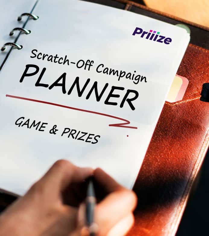 Free Priiize Scratch-Off Game Campaign Planner - Download