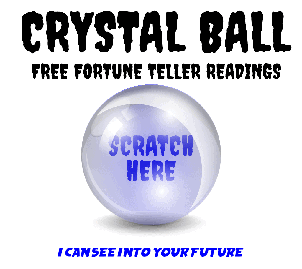 The world's first Crystal Ball Online Free Fortune Teller Readings